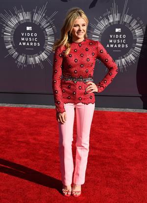 Chloe Grace Moretz at the 2014 MTV Video Music Awards