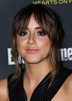 Chloe Bennet at the 2014 Entertainment Weekly Pre-Emmy Party August 23, 2014