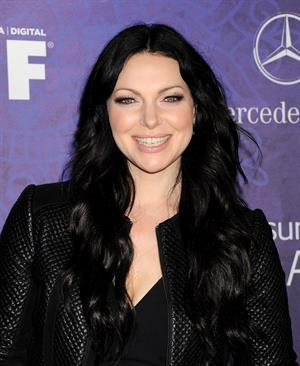 Laura Prepon Variety and Women in Film Emmy Nominee Celebration, LA August 2014