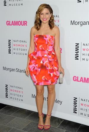 Sophia Bush attends 3rd Annual Women Making History Event August 23, 2014