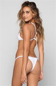 Anna Herrin in a bikini - ass