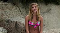 Niamh Adkins in a bikini