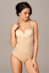 Shanina Shaik in lingerie