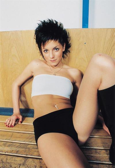 Yulia Volkova in lingerie