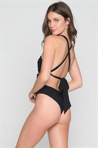 Hailey McLaine Outland in a bikini - ass