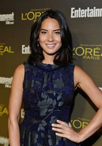 Olivia Munn Entertainment Weekly Pre-Emmy Party in Los Angeles - September 21, 2012