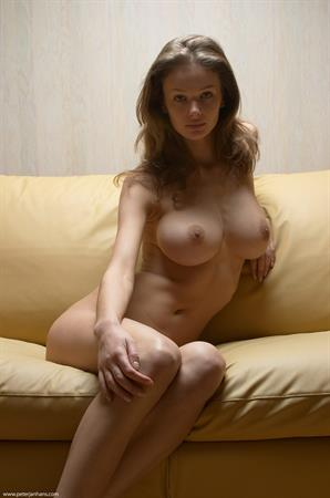 Masha Dushkina - breasts