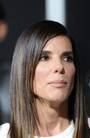 Sandra Bullock  Gravity  New York Premiere on Oct. 1, 2013