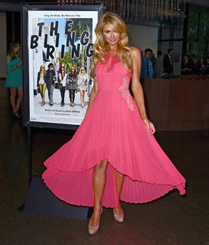 Paris Hilton The Bling Ring Premiere in Los Angeles 04.06.13