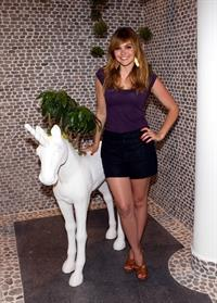 Aimee Teegarden Elle Spa launch at Eden Roc Renaissance in Miami Beach 09.06.2011