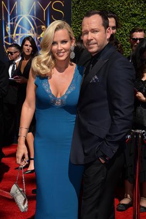 Jenny McCarthy 2014 Creative Arts Emmy Awards, Los Angeles August