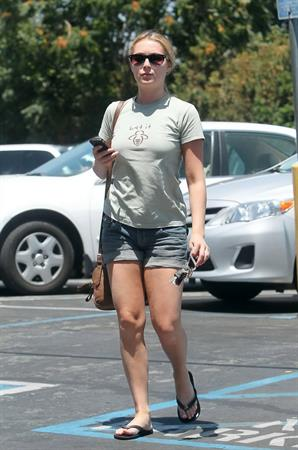 Alexa Vega walking in Los Angeles on July 21, 2012