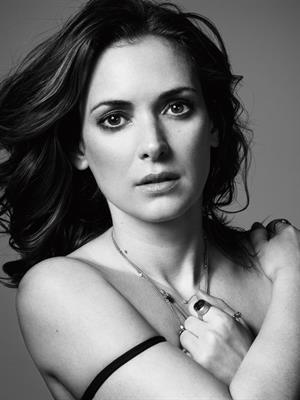 Winona Ryder - Mark Abrahams Photoshoot 2010