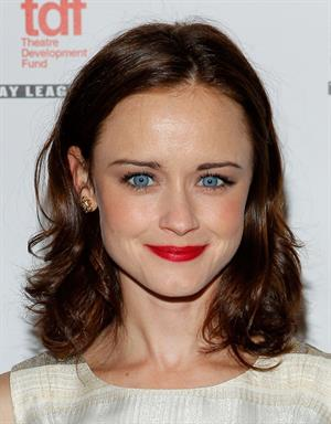 Alexis Bledel 27th Annual Lucille Lortel Awards June 5, 2012