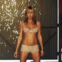 Jennifer Aniston in lingerie
