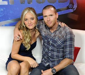 Amanda Michalka visits Young Hollywood Studios on September 28, 2010