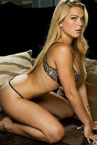 Taylor Corley in lingerie