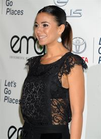 Emmanuelle Chriqui 23rd Annual Environmental Media Awards in Burbank, October 19, 2013