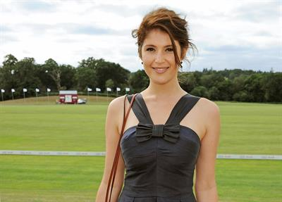 Gemma Arterton Audi Polo Challenge - Day 2, August 4, 2013