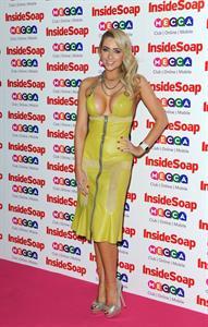 Gemma Merna – 2013 Inside Soap Awards in London 10/21/13