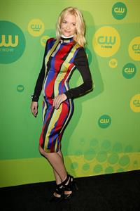 Jaime King attends the CW's Upfront presentation at New York City Center in New York City (16.05.2013)