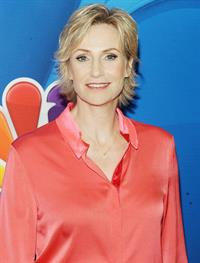 Jane Lynch NBC Upfront Presentation Red Carpet Event (May 13, 2013)