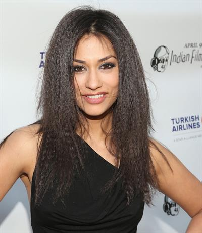 Janina Gavankar IFFLA Opening Night Gala For  Gangs Of Wasseypur  on April 10, 2013