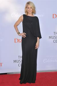 Jenna Elfman Dizzy Feet Foundation's 3rd Annual Celebration Of Dance Gala in Los Angeles, July 27, 2013