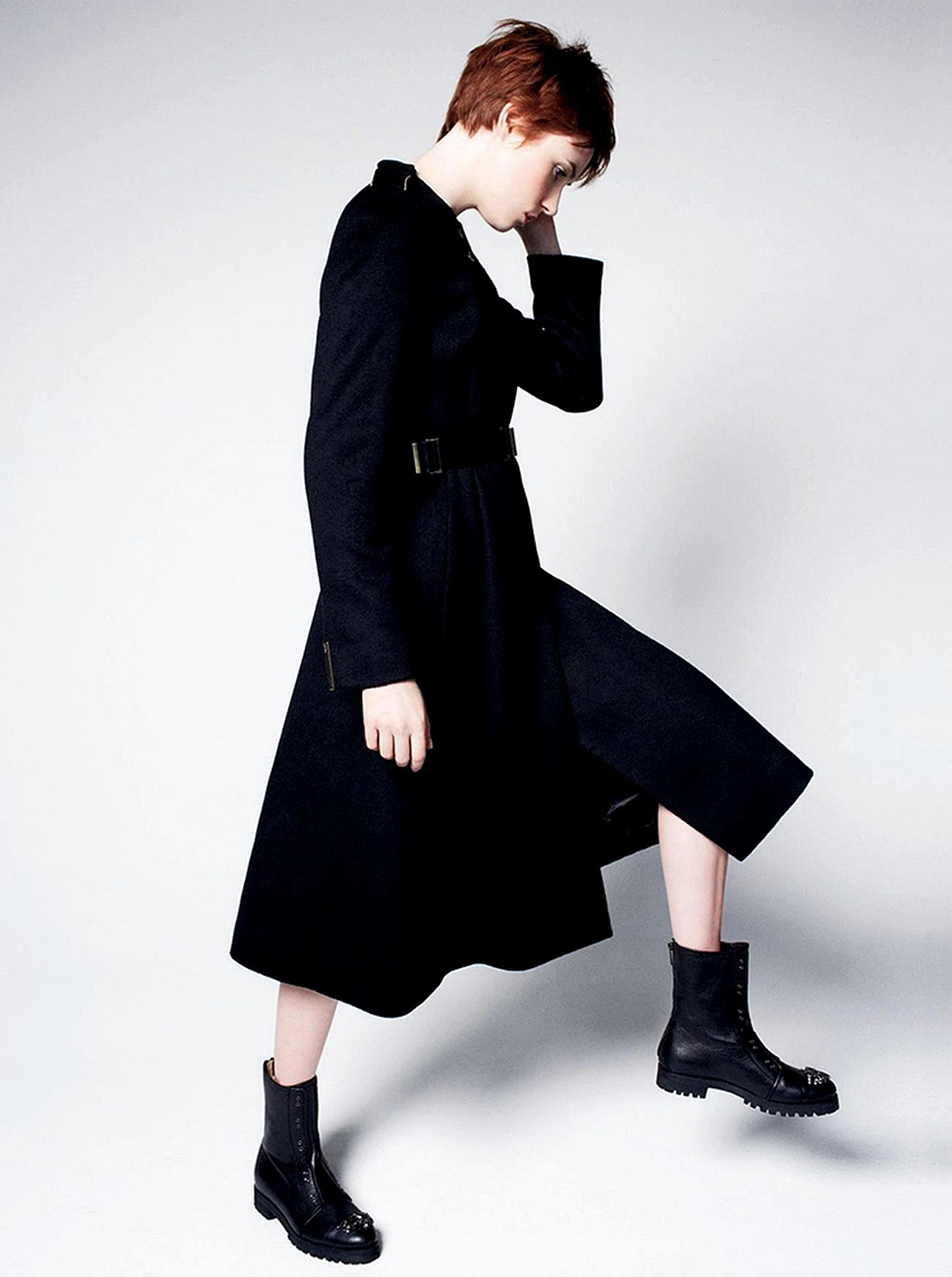 Karen Gillan for T. N. Photoshoot for InStyle September 2014