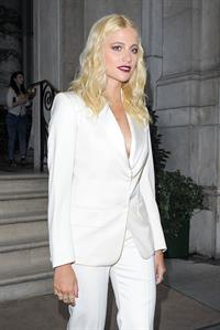 Pixie Lott at her album launch party in London on August 5, 2014