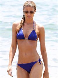 Paige Wyatt in a bikini