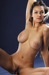 Sofi A - pussy and nipples