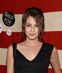 Willa Holland Nylon Magazine Celebrates America The Issue - Los Angeles - November 1, 2013