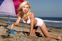 Agnes Olech in a bikini
