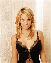 Kaley Cuoco in lingerie