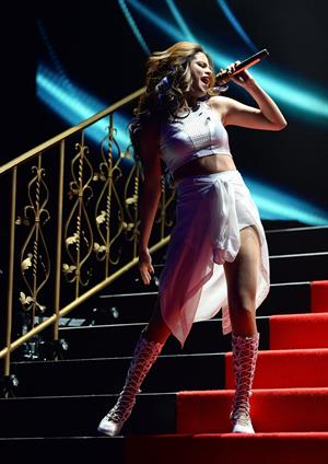 Selena Gomez – Stars Dance Tour in Las Vegas 11/9/13