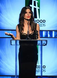 Sandra Bullock 17th annual Hollywood Film Awards - Los Angeles - October 21, 2013