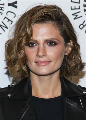 Stana Katic The Paley Center For Media presents 'The Wait Is Over! Castle Is Back' - Beverly Hills September 30, 2013