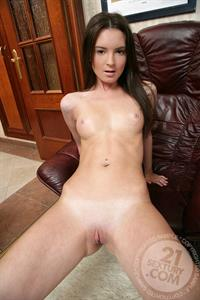 Aaralyn - pussy and nipples
