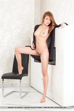 Adriana F nude showing off her amazing body