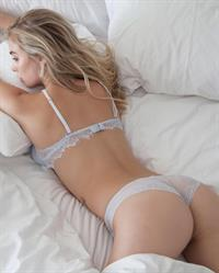 Paige Marie Evans in lingerie - ass