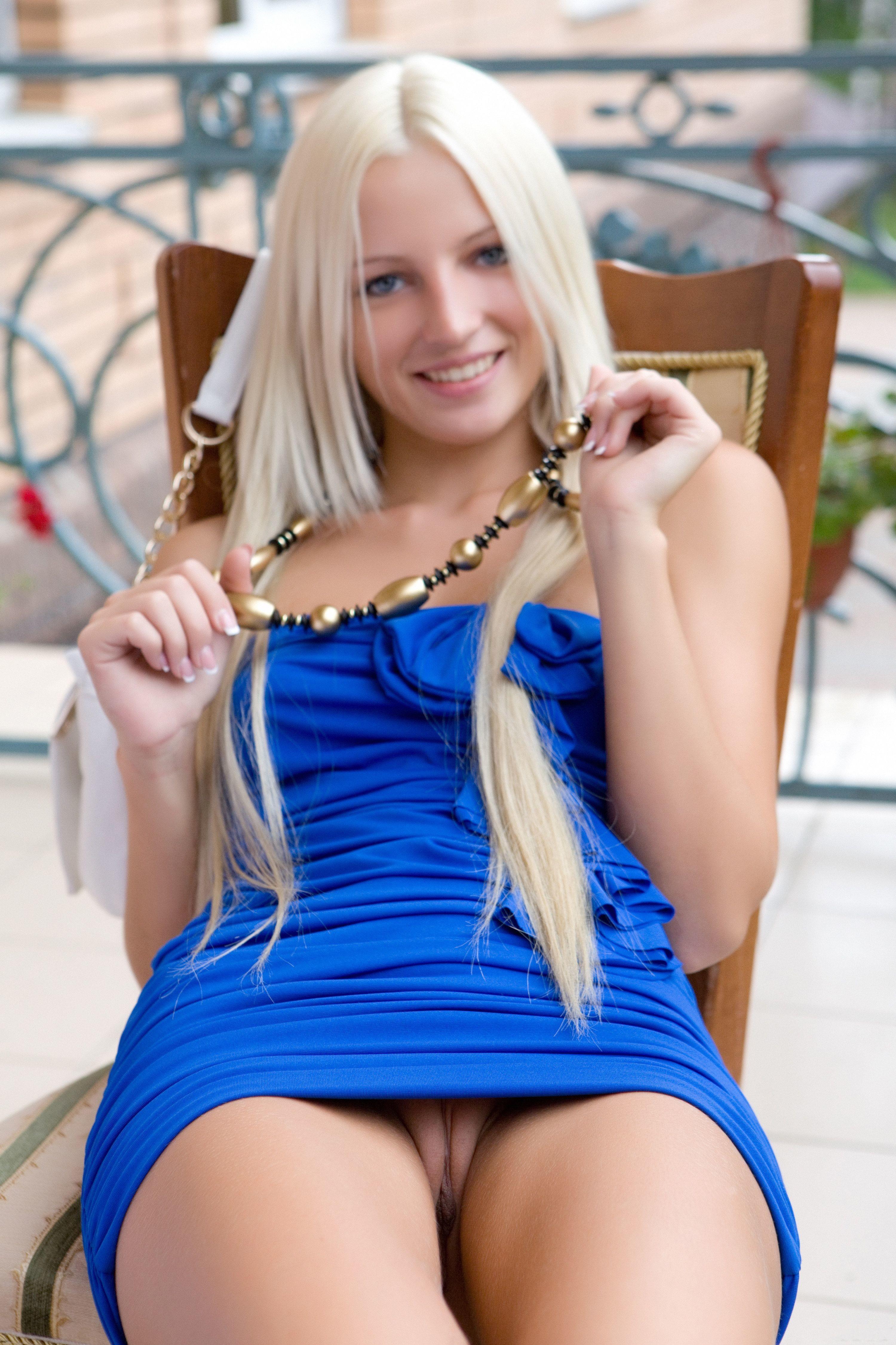 Alysha's Porn alysha a takes off her blue dress. rating = 8.58/10