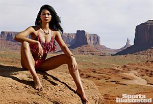 Chanel Iman Sports Illustrated 2015