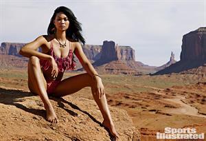 Chanel Iman Sports Illustrated 2015
