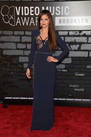 Selena Gomez 2013 MTV Video Music Awards, Aug 25, 2013