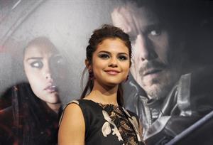 Selena Gomez  Getaway  - Los Angeles Premiere, Aug 26, 2013