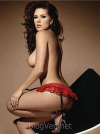 Alicia Machado - breasts