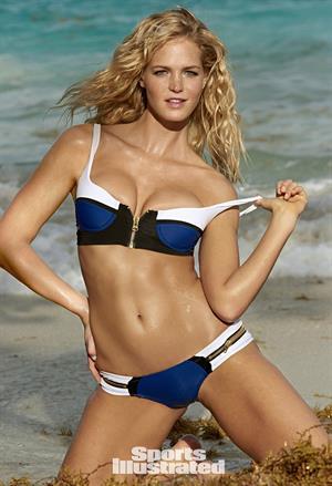 Erin Heatherton Sports Illustrated 2015