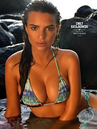 Emily Ratajkowski Sports Illustrated 2015