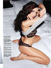 Sabine Jemeljanova in lingerie - ass